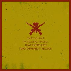 Man overboard <3