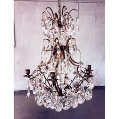 LYSEKRONE 5 ARMAR COGNAC KRACKELERAD Krystall lysekrone laget legg til en elegant, tradisjonell trykk til noen formelle spisestue med denne krom lysekrone. Med en krombelagt overflate og klar krystall aksenter, dette treet-lys lysekrone skinner og glitrer som det lyser opp din spisestue. Chandeliers, Baroque, Ceiling Lights, Lighting, Home Decor, Transitional Chandeliers, Decoration Home, Room Decor, Chandelier