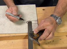 http://www.ronhazelton.com/tips/how_to_make_holes_in_ceramic_tile?utm_source=Ron's Weekly Newsletter