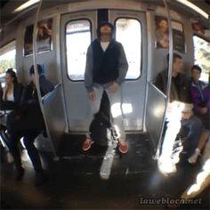 Falling-asleep-in-the-subway