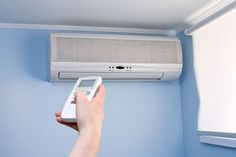 A ductless air conditioning unit is a great option for homeowners who want the comfort and convenience of central air conditioning in a house that doesn't have a ductwork system. Air Conditioning Repair Service, Heating And Air Conditioning, Ductless Heating And Cooling, Air Conditioning Installation, Window Air Conditioner, Ares, The Help, Blog, Home