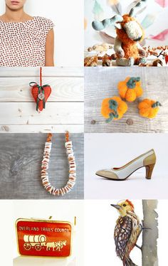 A sunny Autumn by Mammabook on Etsy--Pinned with TreasuryPin.com