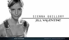 Jill Valentine / ジル・バレンタイン