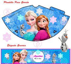 Resultado de imagen para plantillas de cotillon de frozen para descargar gratis a mi pc Frozen, Free Downloads, Plants, Frozen Movie