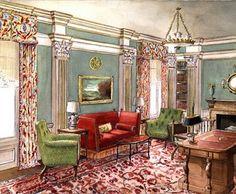 Luxury Interior Design: Renderings