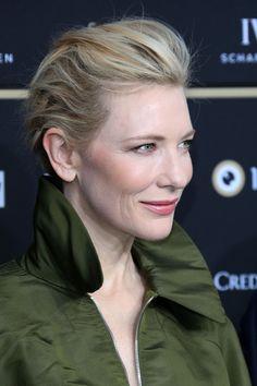 Cate Blanchett at the Zurich Film Festival on 9/27/14