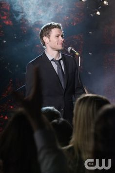 """Homecoming""--Joseph Morgan as Klaus on THE VAMPIRE DIARIES on The CW. Photo: Quantrell Colbert/The CW ©2011 The CW Network. All Rights Reserved."