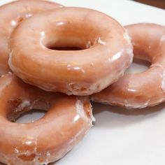 Top Secret Krispy Kreme Donut Copycat