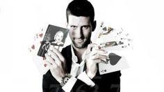 World #1 Novak Djokovic, Serbia. ITF Official Olympic book.