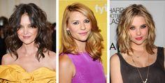 Summer 2014 Haircuts: Shoulder-length layers #SummerHaircuts #SummerFashion #SummerLook #Haircut #HairStyle #LayeredHair