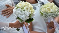 Double Bouquet - Pher - wedding reportage - photography - Italy - Padua - www.pher.it