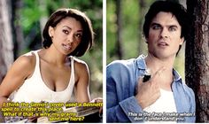Damon and Bonnie The Vampire Diaries Season 6 Bamon
