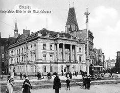 Wrocław, którego już nie ma - budowle Breslau, których nie zobaczysz - Podróże