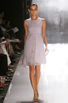 Ralph Rucci Spring 2012 Ready-to-Wear Fashion Show