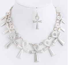 TRENDY FASHION SMALL TO BIG CROSS NECKLACE SET BY FASHION DESTINATION Fashion Destination Presents : SMALL TO BIG CROSS NECKLACE SET. Buy brand-name Fashion Jewelry for everyday discount prices with Fashion Destination! Everyday LOW shipping *. Read product reviews on Fashion Necklaces, Fashion Bracelets, Fashion Earrings & more.$24.29  Elevateyourfaith.com >