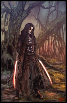 Sith Assassin -by standalone complex