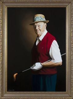 Master of the Game | William Wolk Fine Art