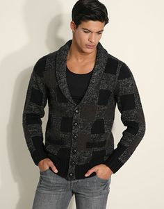 The latest men's fashion tips, style advice and grooming techniques broken down at FashionBeans. Shawl Cardigan, Latest Mens Fashion, Men Style Tips, Basic Style, Jumpers, Fashion Advice, Knitting, Sweaters, Tricot