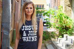 Jesus & John Wayne