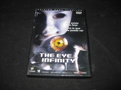 Pelicula en DVD The Eye Infinity buen estado