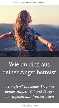 Wie du dich aus deiner Angst befreist: Tonglen als neuer Weg mit Angst, Leid und Trauer umzugehen • MINI AND ME