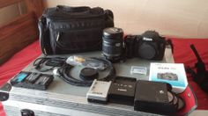 Canon EOS 7D 18MP & 18-200mm Zoom Lens