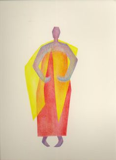 Eurythmy Figures by Rudolf Steiner Reproduction in color of Steiner's black and white figures, following Steiner's color indications.