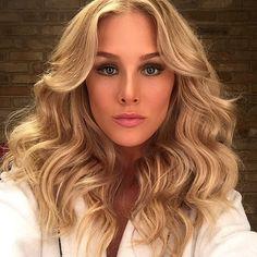 Steal Her Beauty Look: Fiorella Mattheis