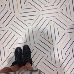 Serie Maori | Vives Azulejos y Gres | Cersaie 2015 #piestureo #vivesceramica #cersaie #floortiles #design #trend
