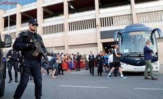 Eventos esportivos também são palcos para terroristas
