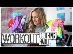 Fitness Clothing Haul! | FitnessFriday - https://twitter.com/brianjp68/status/722527807830564864
