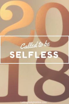 CALLED TO BE SELFLESS: Do I constantly think about myself? Do I expect appreciation from others? Am I jealous or greedy? Do I get easily offended? Am I envious, unforgiving, judgmental, or lack empathy? Am I ungrateful? Do I place others needs before myself, or do I only do for others when I think they will do for me? Click here to continue reading! #Faith #selfless #spiritualgrowth