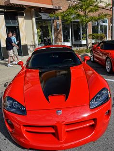 Dodge Viper by Hennesey