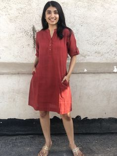 Order contact my WhatsApp number 7874133176 Casual Frocks, Casual Dresses, Short Dresses, Fashion Dresses, Frock For Teens, Frock For Women, Cotton Frocks, Cotton Dresses, One Piece Dress