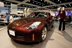 21 van 32 ©Ted Soqui/Corbis THE FAST AND THE FURIOUS: TOKYO DRIFT: NISSAN 350Z