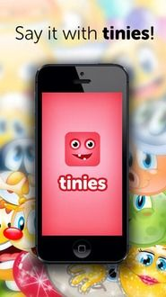 Tinies - It's a fun Emoticons app! on the App Store on iTunes