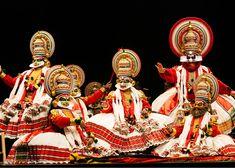Famous Kerala Traditional Dance