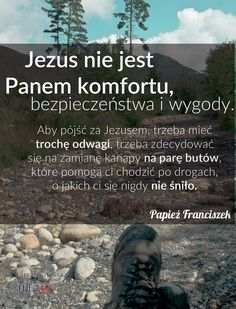 Zdjęcie użytkownika Chrześcijańska mama. Soul Quotes, Words Quotes, Quotes About God, Good Thoughts, God Is Good, Good Advice, Life Goals, Better Life, Motto