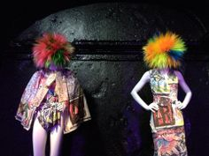 Punk: Chaos to Couture 2013