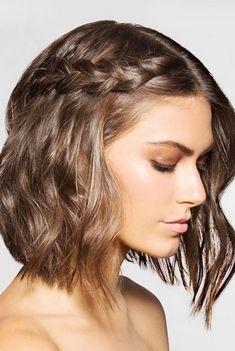 Coupe de cheveux tendance femme 2017