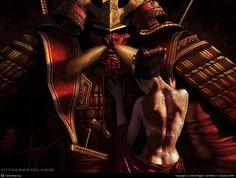 Return of the Shogun by Steve Argyle | 2D | CGSociety