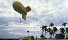 [1967]  Captive airship Aerazur / Ballon captif Aerazur