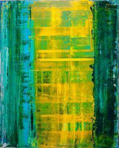 "Saatchi Art Artist Nestor Toro; Painting, ""The old bridge II By Nestor Toro"" #art"