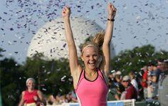I will run a half marathon!