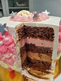 Kakkutäytteitä Vanilla Cake, Sweet Tooth, Desserts, Food, Tailgate Desserts, Deserts, Essen, Postres, Meals