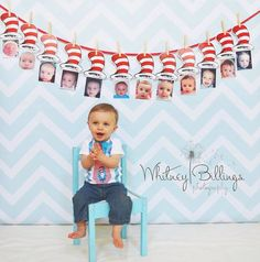 Cat in The Hat Birthday Onesie Tie and Suspenders Striped Tie with Hat Design Suspenders Boys Dr. Seuss Birthday  or Photo Shoot Shirt