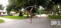 First 30 Days in a Cyr Wheel - Wie werde ich ein Herr des Ringes?
