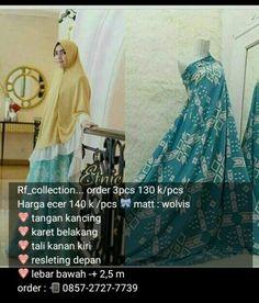 gamis & jilbab syar'i collection