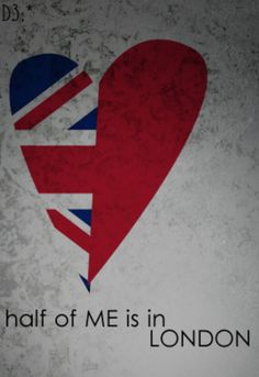 Half of me is in London. As I said, my imagination lives there. It is the place of memories and daydreams. I miss London. England Uk, London England, British Things, London Life, London Calling, Union Jack, British Isles, Great Britain, My Heart
