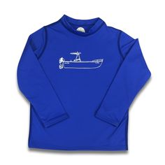 Boat Ride Long Sleeve Rash Guard